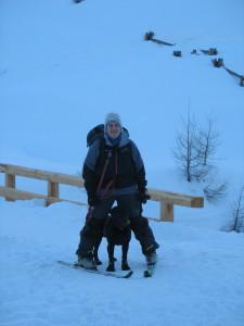 Vodnik s psom